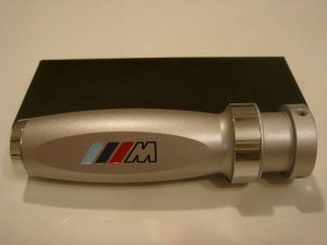 画像1: 【BMW】M仕様金属LHDサイドブレーキ送料無料