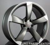 AUDI アウディ19X8.5J 5X112 ET35 A4/A6 TTRS Styleホイール4本送料無料