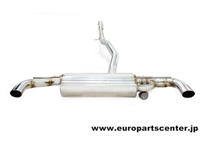 画像1: 【Kpipe】Kパイプメルセデス・ベンツX156 GLA45 AMGバルブトロニックF1スポーツマフラー