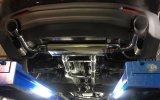 【Kpipe】Kパイプシボレー・カマロ2.0TバルブトロニックF1スポーツマフラー