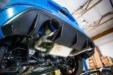 【Kpipe】KパイプフォーカスRS MK3 2.3TバルブトロニックF1スポーツマフラー